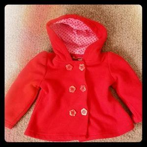 Baby Girl Jacket size 12 mos